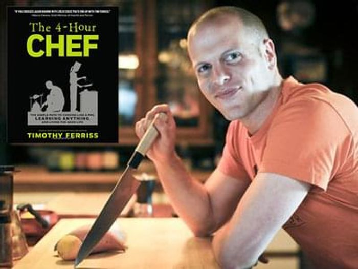 Free the 4 hour chef audio book