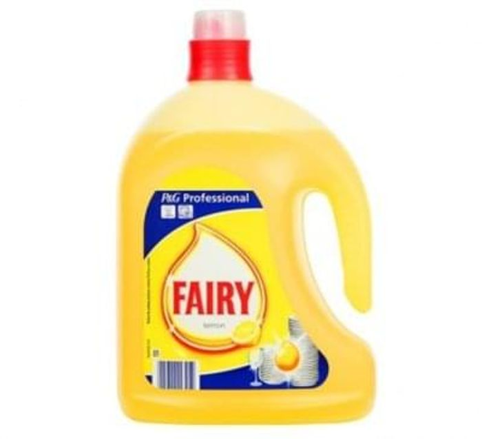 Fairy Professional Lemon Washing Up Liquid 2.5L £1.00 Today only