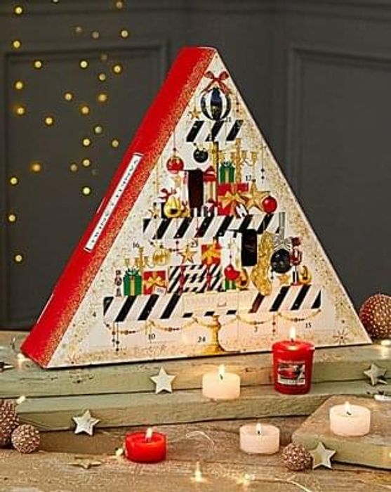 Yankee Candle Holiday Party Advent Calendar - Multi-Colour