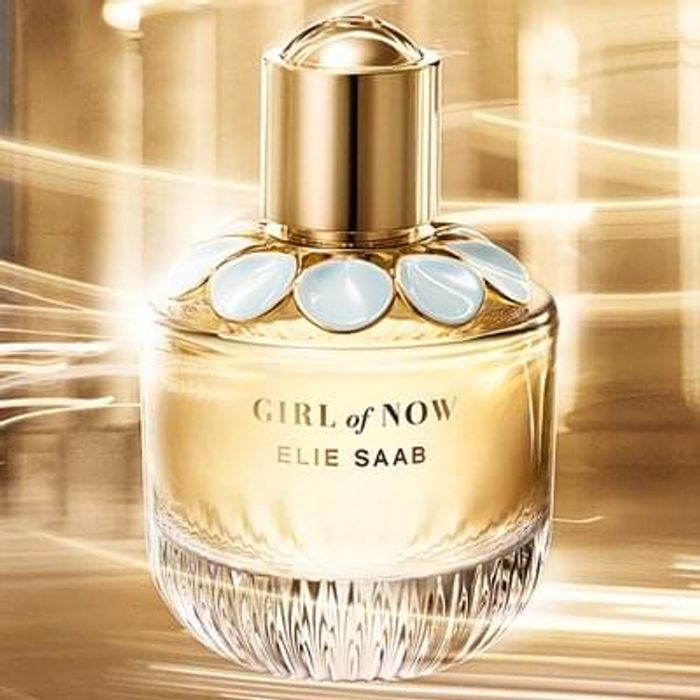 Free Girl of Now perfume sample