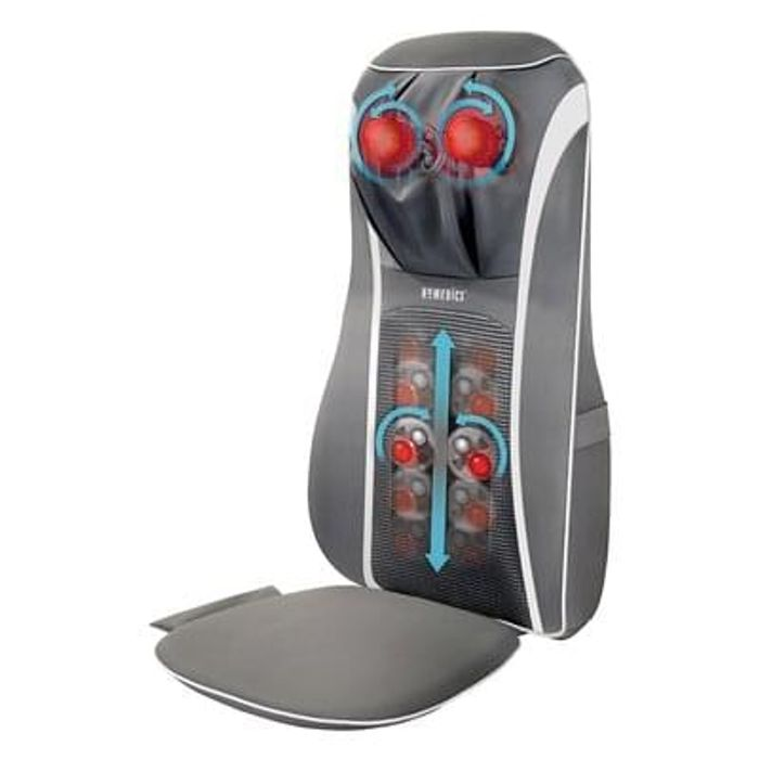 Homedics 2-in-1 Shiatsu Back and Neck Massager save £180.06 Free C+C