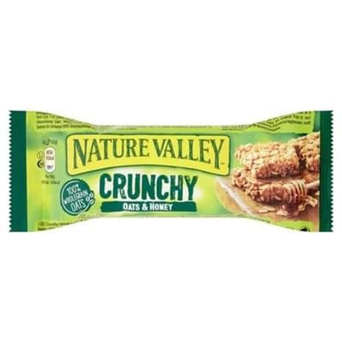 Nature Valley Crunchy Oats and Honey Bar