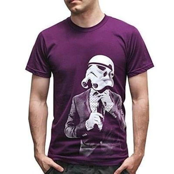 Retro stormtrooper t-shirt
