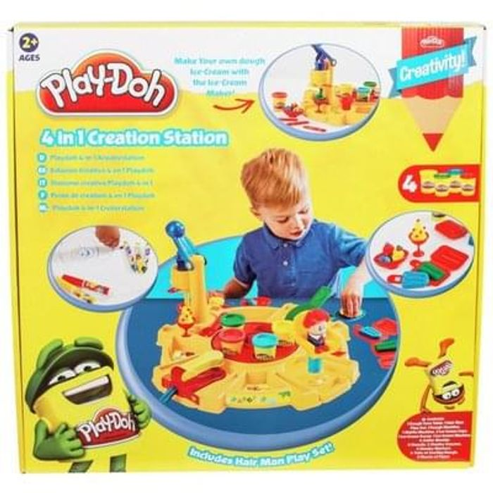 Play doh 4 in 1 creative station