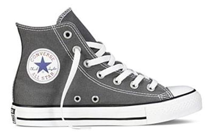 Converse Chuck Taylor All Star Season Hi Trainers Grey