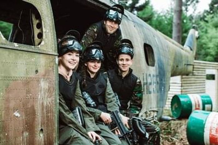 Free Paintballing For 5 People (O2 Priority)