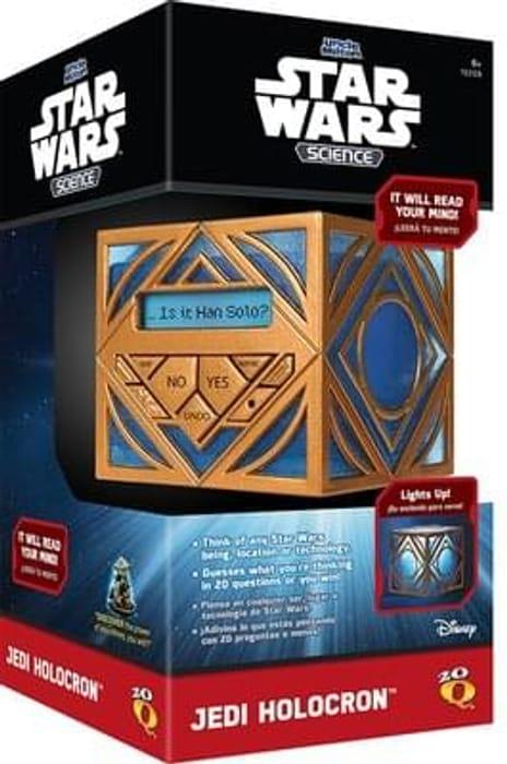 Star Wars 20Q Jedi Holocron 20 Questions Quiz Game