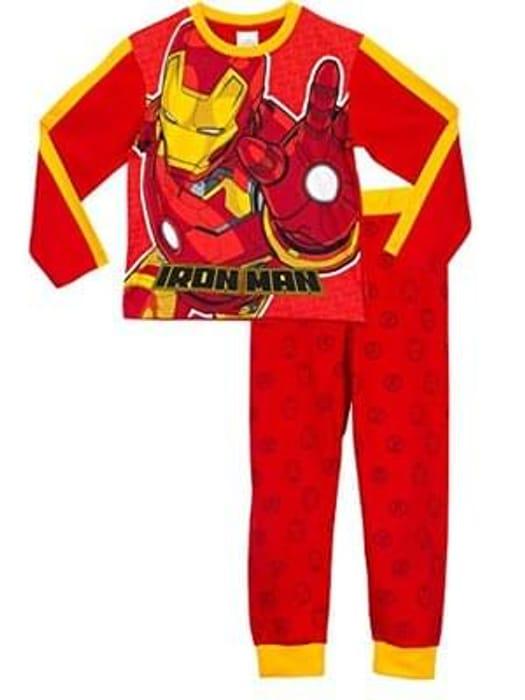 Iron man pjs