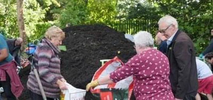 London Waste compost giveaways