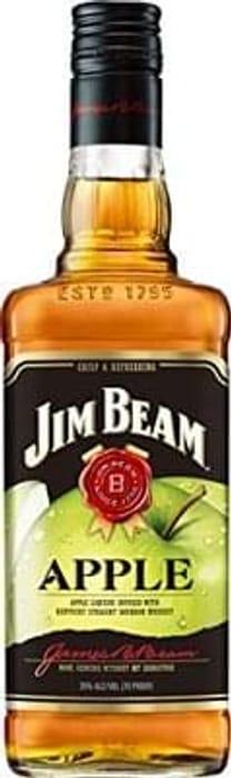 Jim Beam Apple Bourbon Whiskey Liqueur, 70 cl £13 amazon