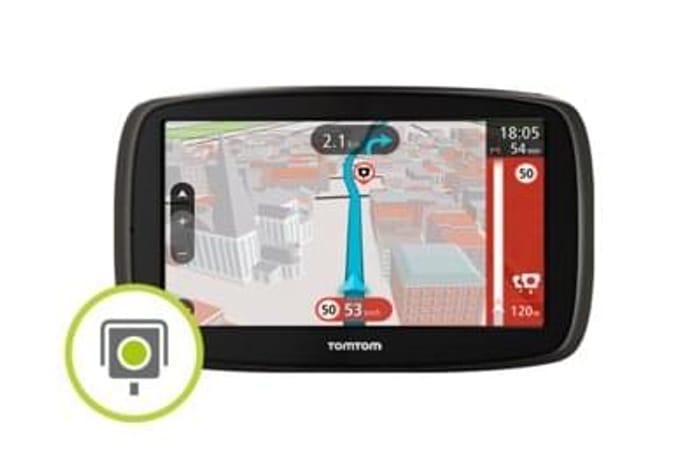 TomTom Speed Camera updates.