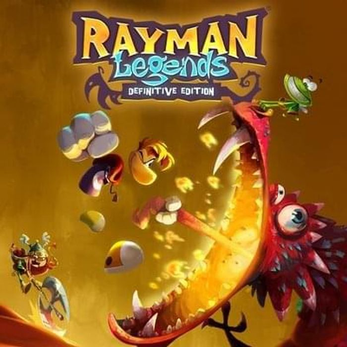 Rayman Legends: Definitive Edition - Free Demo on the Nintendo Switch eShop