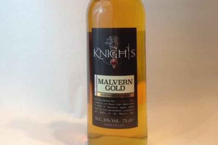 Free Bottle of Knight Cider