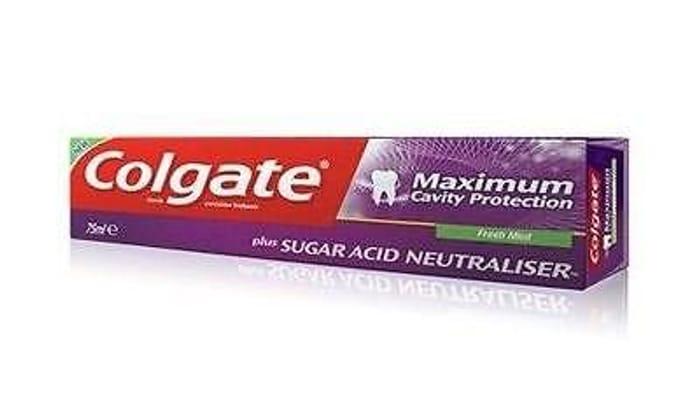 Colgate Max Cavity Protect plus Sugar Acid Neutraliser 75ml