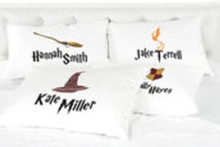 Personalised Kids' Harry Potter-Inspired Pillowcase