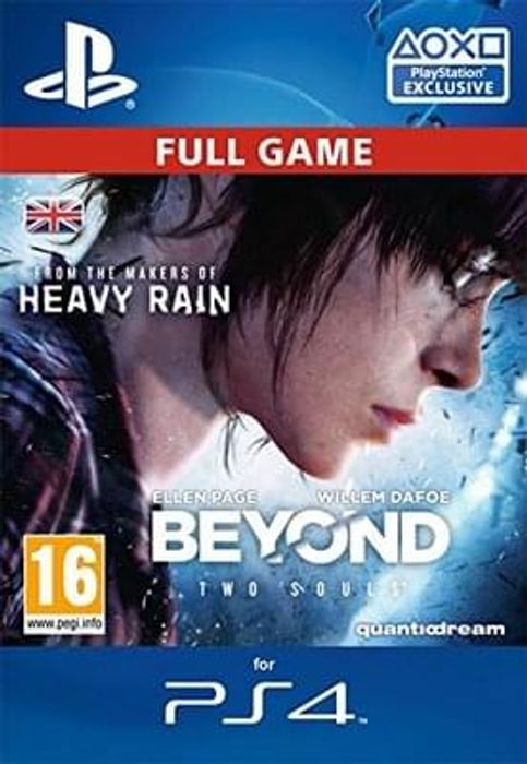 Beyond two souls (PS4) download