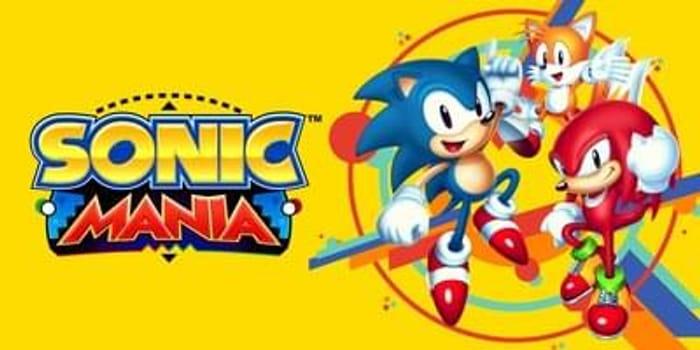 Sonic Mania for Nintendo Switch - £9 on Nintendo Russia