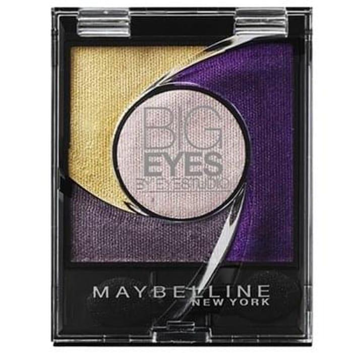 Maybelline Jade Eyestudio Big Eyes Eye Shadow + Free UK Delivery