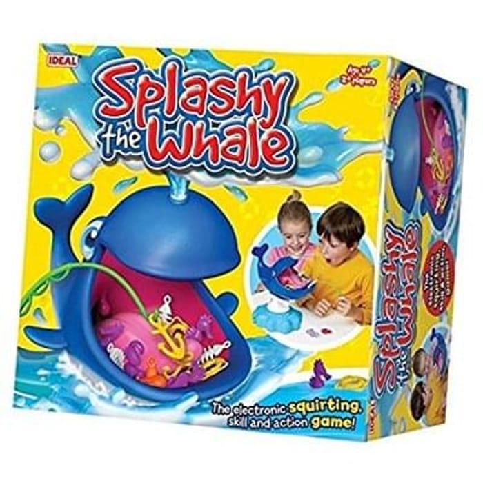 "John Adams ""Splashy The Whale"" Game"