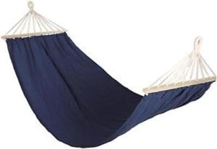 Halfords Outdoor Sleeping Camping Hammock Save £20 Free C+C