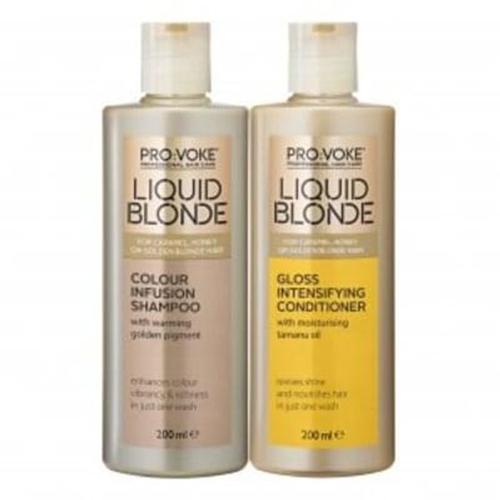 Free PRO:VOKE Shampoo (Blondes)