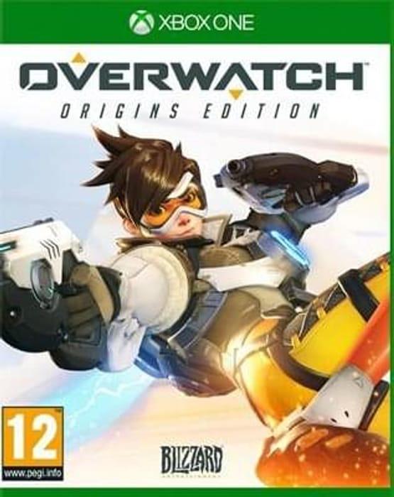 Overwatch (Xbox One/PS4)