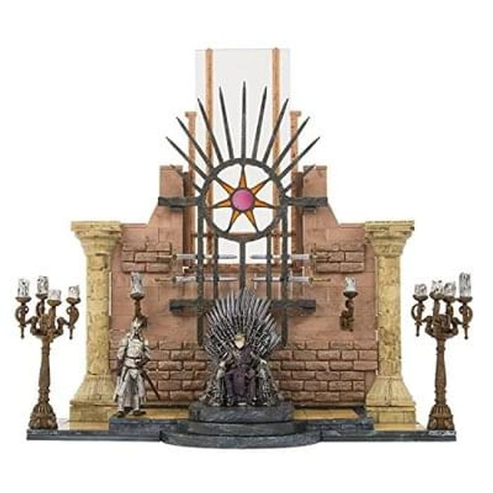Game of Thrones Iron Throne Room Collector Construction Set