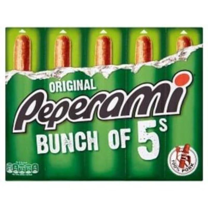 Peperami Original 5 Pack