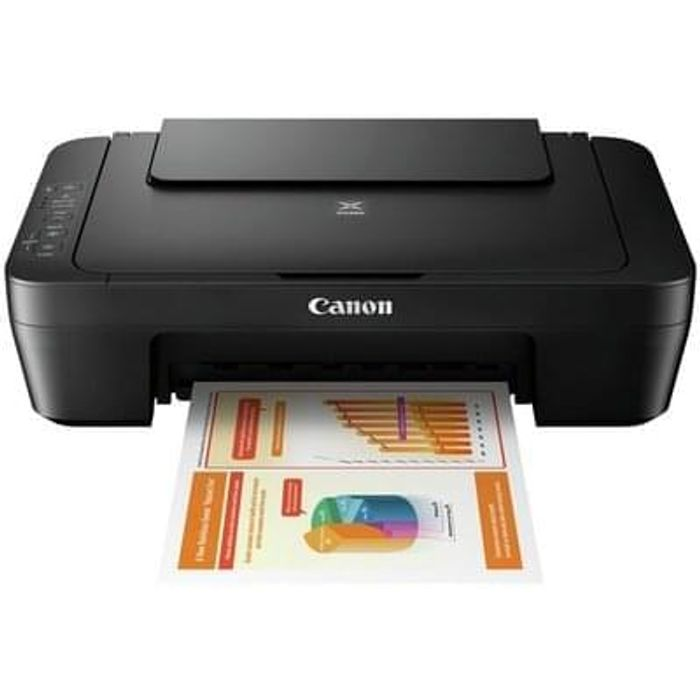 Lowest Price Ever! Canon Pixma All in One Printer Free C+C