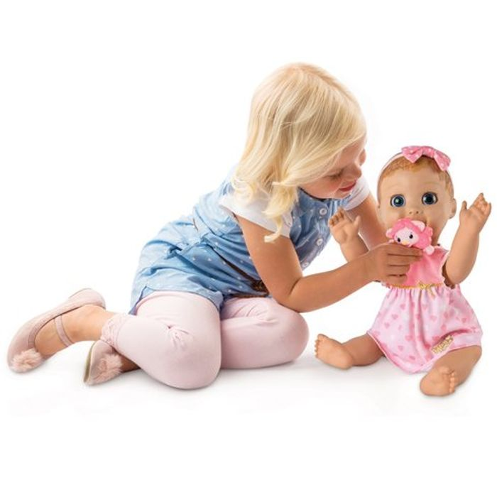 Buy Luvabella Doll at Smyths Toys.