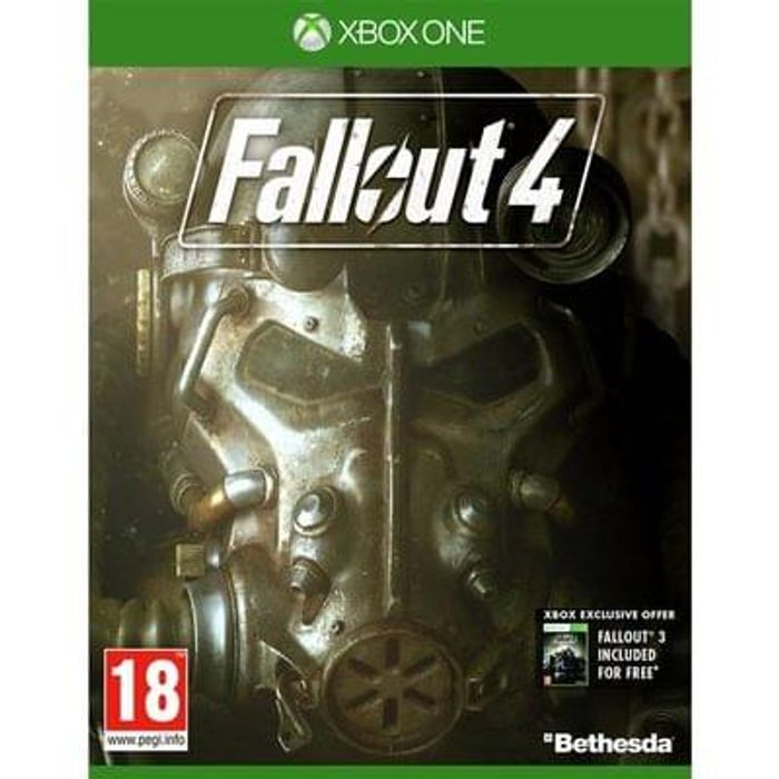 Fallout 4 Xbox One at Argos