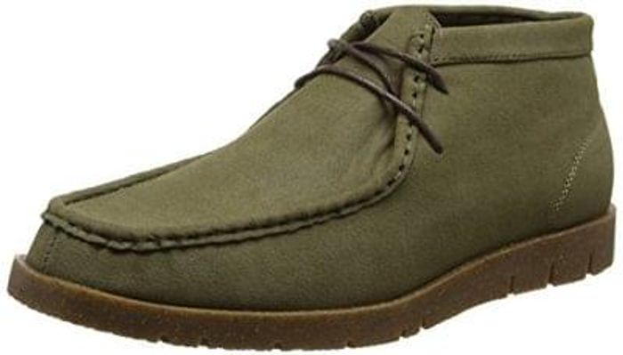 New Look Men's Casual Moccasin Boots Only £10.80