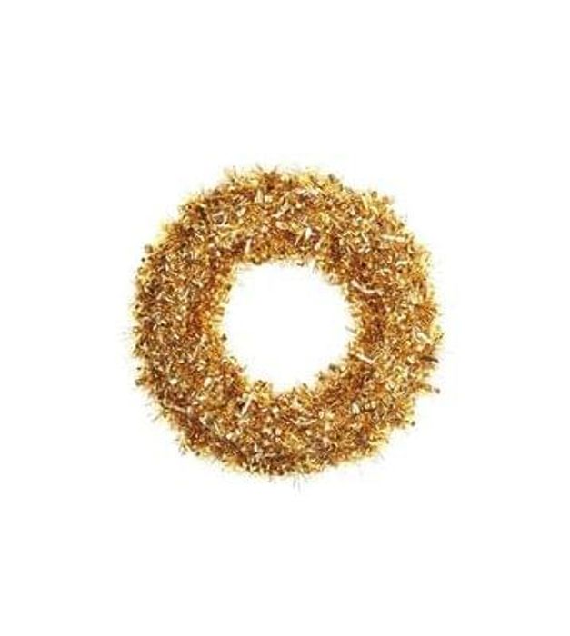 LED Tinsel Wreath reduced to £2.99 at studio