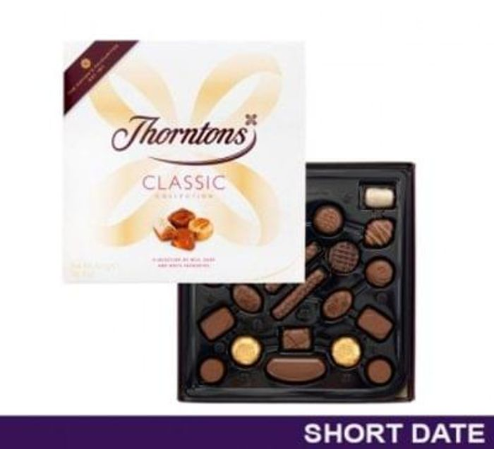 Thorntons Classic Milk Chocolate 511g