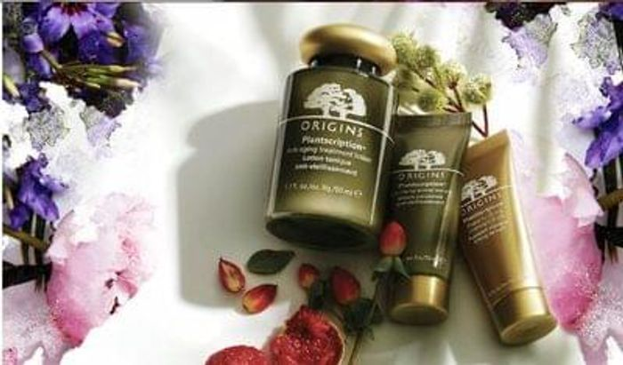 Get £38 worth products for Free at Origins