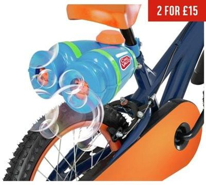 Wicked fun! Double Bubble Exhaust for Bikes! £9.99 or 2 for £15