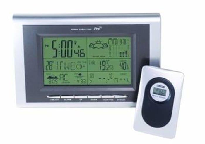 Weathereye Indoor/ Outdoor Electronic Weather Station Save £45