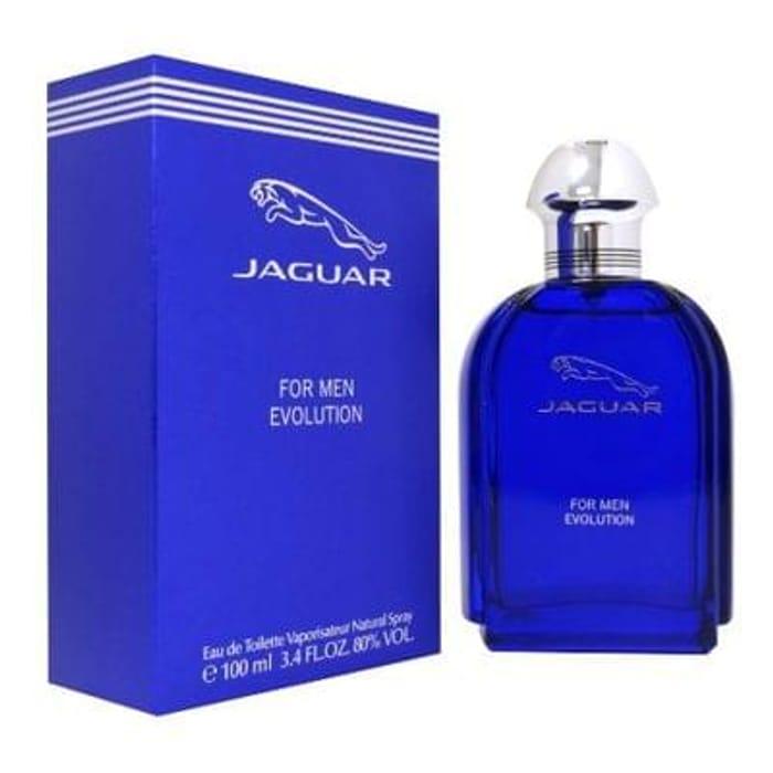 Jaguar for Men Evolution EDT Spray 100 ml