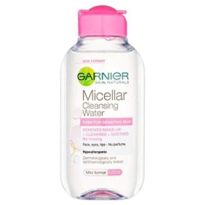 Half Price - Garnier Micellar Cleansing Water