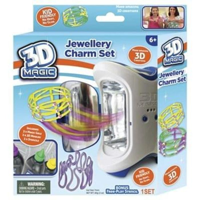 3D MAGIC JEWELLERY SET Save £5