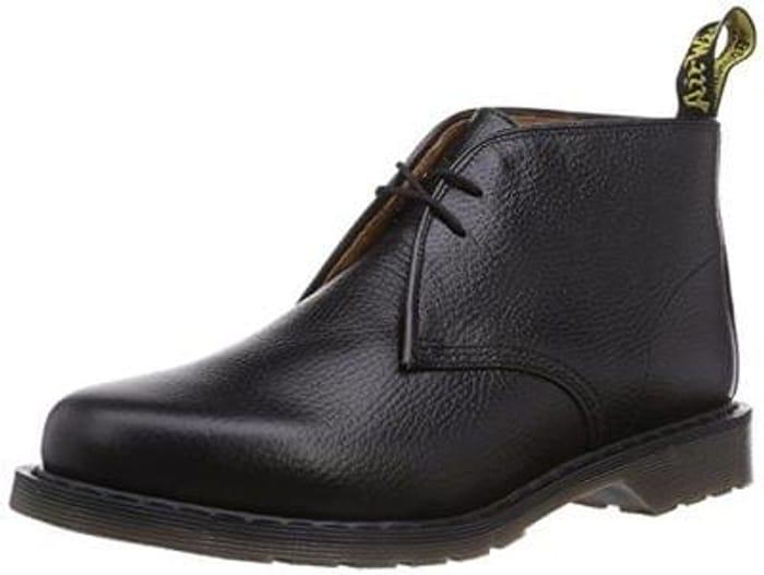 Dr. Martens Sawyer New Nova Men's Desert Boots (Black, Size 7-10)