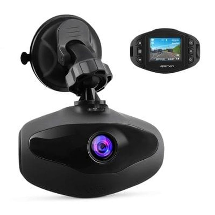 Highly Rated Dash Cam. GOING CHEAP! 4.6 STARS