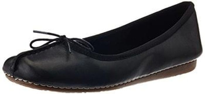 Clarks Women's Freckle Ice Closed Mocassins (Size 3-8)