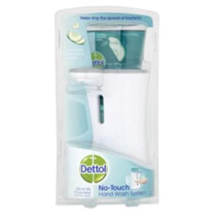Dettol No Touch Handwash Unit with Cucumber Refill *HALF PRICE* Free C+C