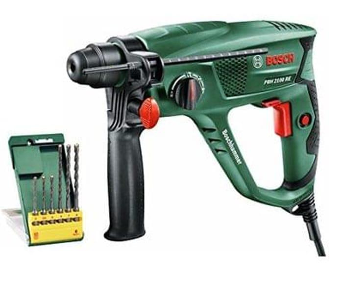CHEAP! Bosch PBH 2100 RE Rotary Hammer Drill. AMAZON DAILY DEAL