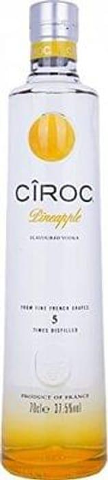 Cîroc Pineapple Flavoured Vodka, 70cl