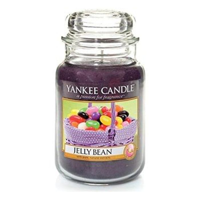 Yankee Candle Large Jar Candle, Jelly Bean