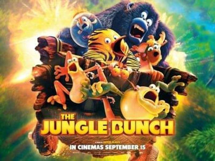 The Jungle Bunch - Sunday 3rd September