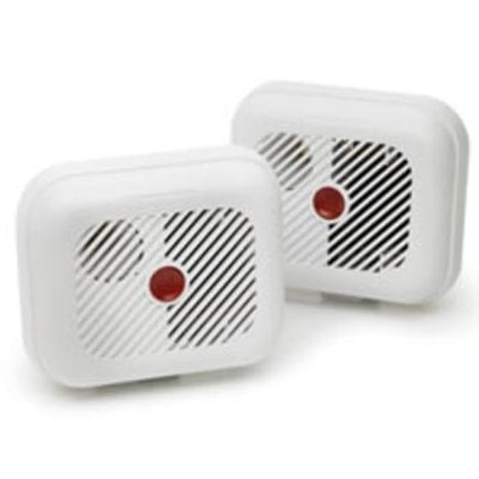 *BARGAIN* EI Electronics Smoke Alarm Twin Pack Free C+C