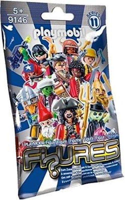 Playmobil 9146 Collectable Boys Figures Series 11 Add On at Amazon